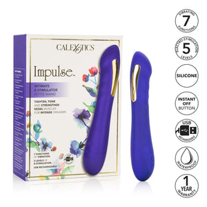 Impulse Intimate E-Stimulator Petite Wand - Couples Playthings