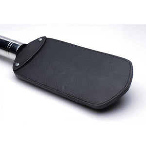 Leather Padded Paddle - Couples Playthings