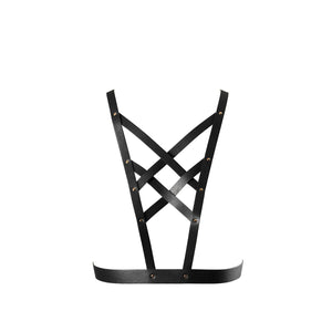 MAZE Cross Cleavage Harness - Couples Playthings