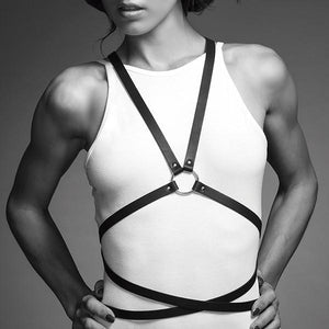 MAZE Multi-Way Body Harness - Couples Playthings