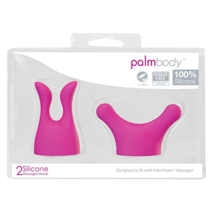 PalmBody Massager Heads - Couples Playthings