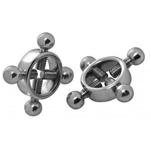 Rings of Fire Nipple Press Set - Couples Playthings