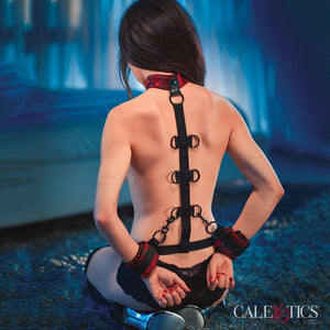 Scandal Collar Body Restraint - Couples Playthings