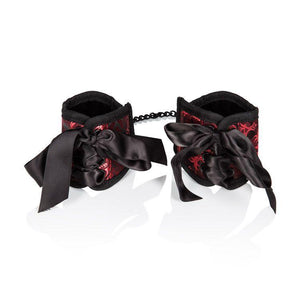 Scandal Corset Cuffs - Couples Playthings