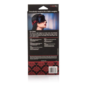 Scandal Eye Mask - Couples Playthings
