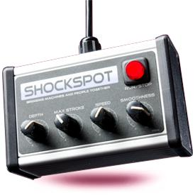 Shockspot Stand-Alone Remote-Sex Machine-Shockspot-Couples Playthings