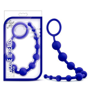 Silicone 10 Beads - Couples Playthings