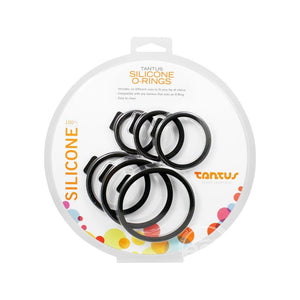 Silicone O-Ring Set - Couples Playthings