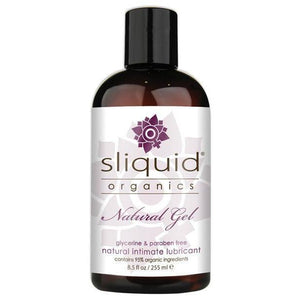 Sliquid Organics Natural Gel - Couples Playthings