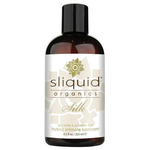Sliquid Organics Silk - Couples Playthings
