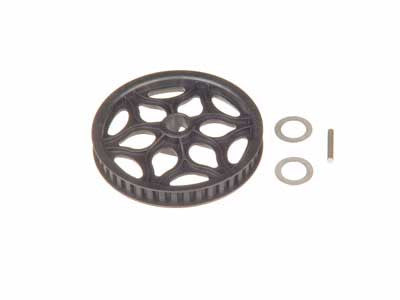 04059 DRIVE PULLEY LOGO 500/600