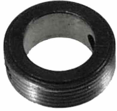 "0551-3 .393"" External Threaded Collar - Pack of 1"