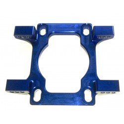133-4121 Whiplash Gas Motor Mount Blue - Pack of 1