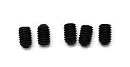 0058-1 4 x 6mm Socket Set Screw - Pack of 5