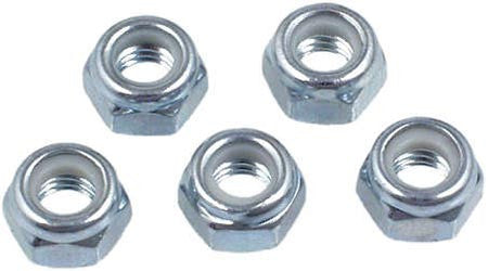 0023 5mm Lock Nut - Pack of 5
