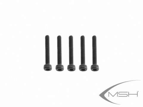 MSH41125 M2x16 Socket head cap screw