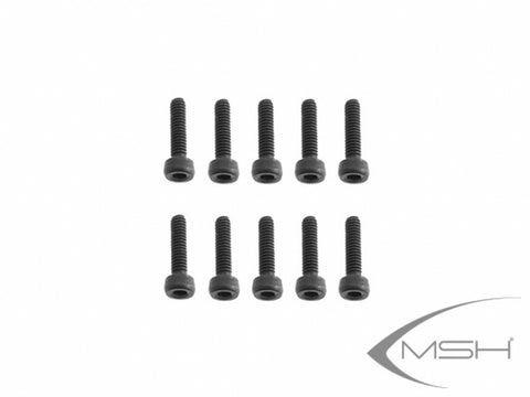MSH41128 M2x8 Socket head cap screw