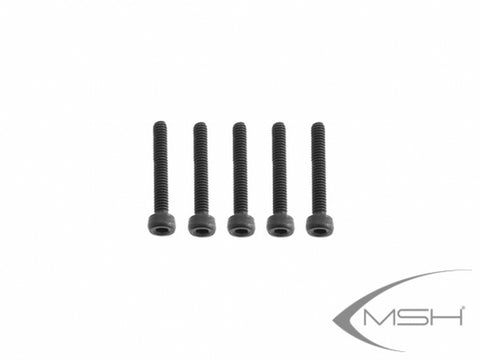 MSH41124 M2x14 Socket head cap screw