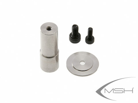 MSH71133 Guide pulley support - Front side V2