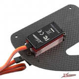 XL70B43 700 new tail servo mount