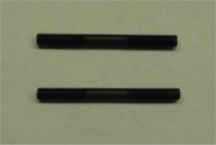 121-4 m3 x 30 Threaded Control Rod - Pack of 2