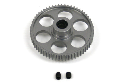 129-140 60t T/R Drive Speed Up Pulley - Set