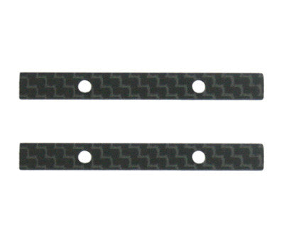 131-47 C/F Servo Rail Spacer - Pack of 2