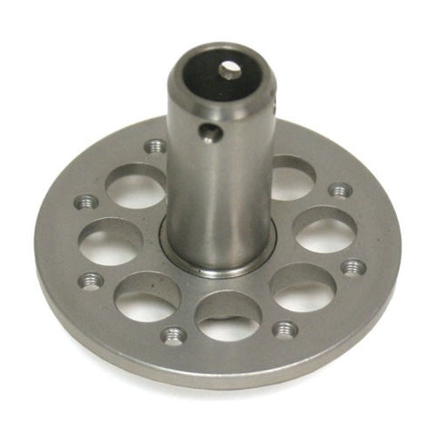 0866-6 Crown Gear Mounting Base w/ Steel Sleeve - Pack of 1