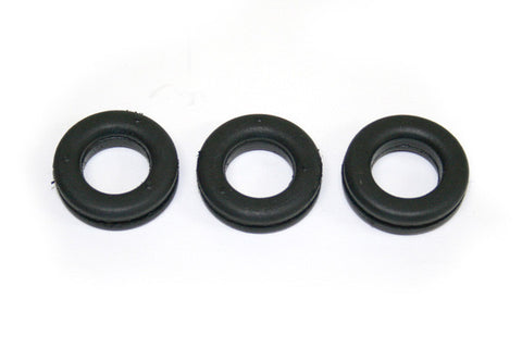 "129-49 9/16"" Rubber Wire Grommets - Pack of 3"