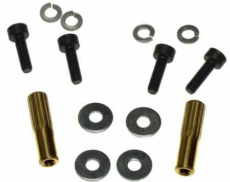 0531 No Load Front Transmission Mount - Set