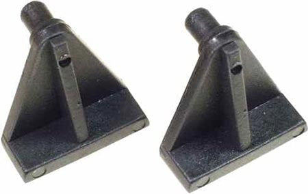 0351 Plastic Roll Servo Pivots-Male - Pack of 2
