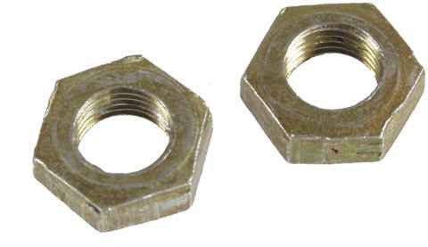 0013 5mm Hex Nut - Pack of 5