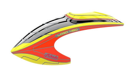 04835 CANOPY LOGO 480 NEON-YELLOW/RED