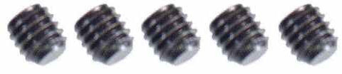 0057 4 x 4mm Socket Set Screw - Pack of 5