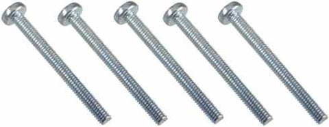 0037 2.5 x 25mm Phillips Machine Screw - Pack of 10