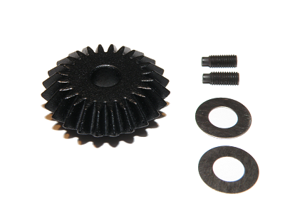 131-17-B Whiplash Shaft Side CNC machined Aluminum Bevel Gear - Set