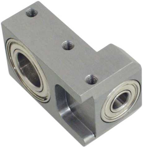 120-8 Bearing Block Assembly w/Brgs. - Pack of 1