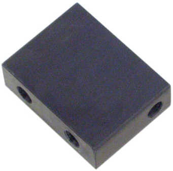 122-86 20mm Threaded Block - Pack of 1