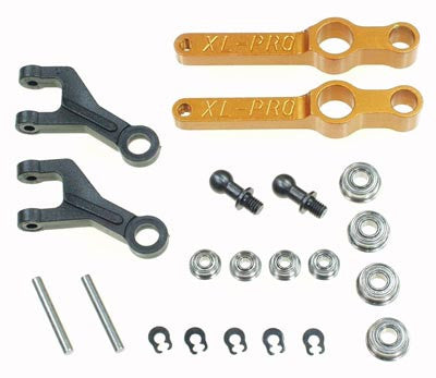 0537 CNC Aluminum Washout Arm - Kit