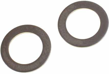 0840-10 m8 x 12 x .70 S/S Shim Washer - Pack of 2