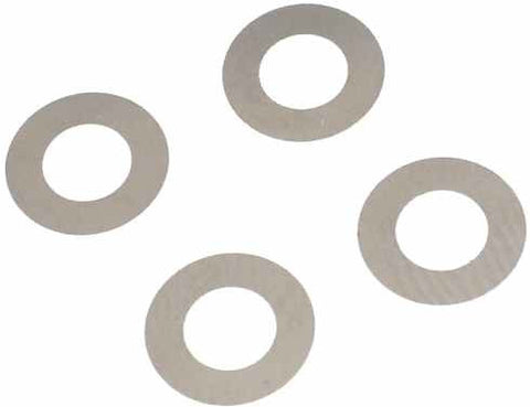 "0446-4 m4.3 x 7.9 x .004"" SS Shim Washer - Pack of 4"