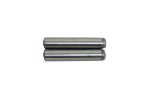 128-198 m3 x 16 Steel Dowel Pin - Set