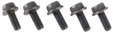 0086 5 x 12mm Flanged Socket Bolt - Pack of 2