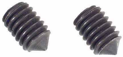 0054 4 x 6mm Pointed Socket Set Screw - Pack of 10
