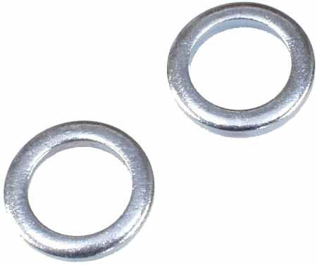 0848-3 m8 x 12 x 2 Spacer Washer - Pack of 2