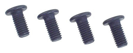 0086-8 5 x 10mm Flat Socket Bolt - Pack of 2