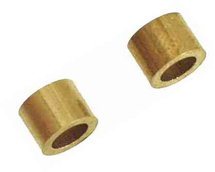 "0597-2 m3 x 4.75 x .138"" Brass Spacer - Pack of 2"