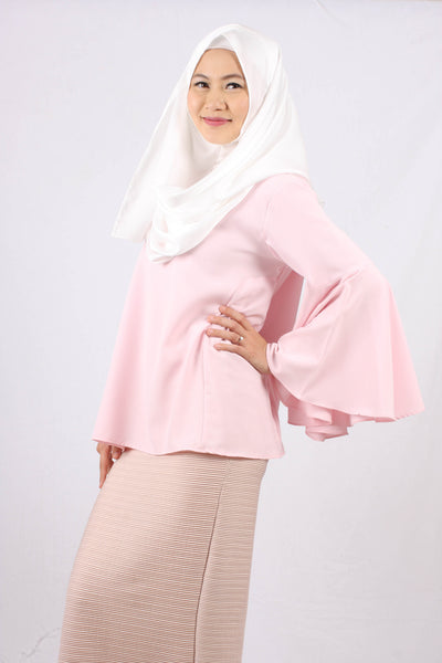 Sheryna Bell Top - Pink - Aly Ary - 1