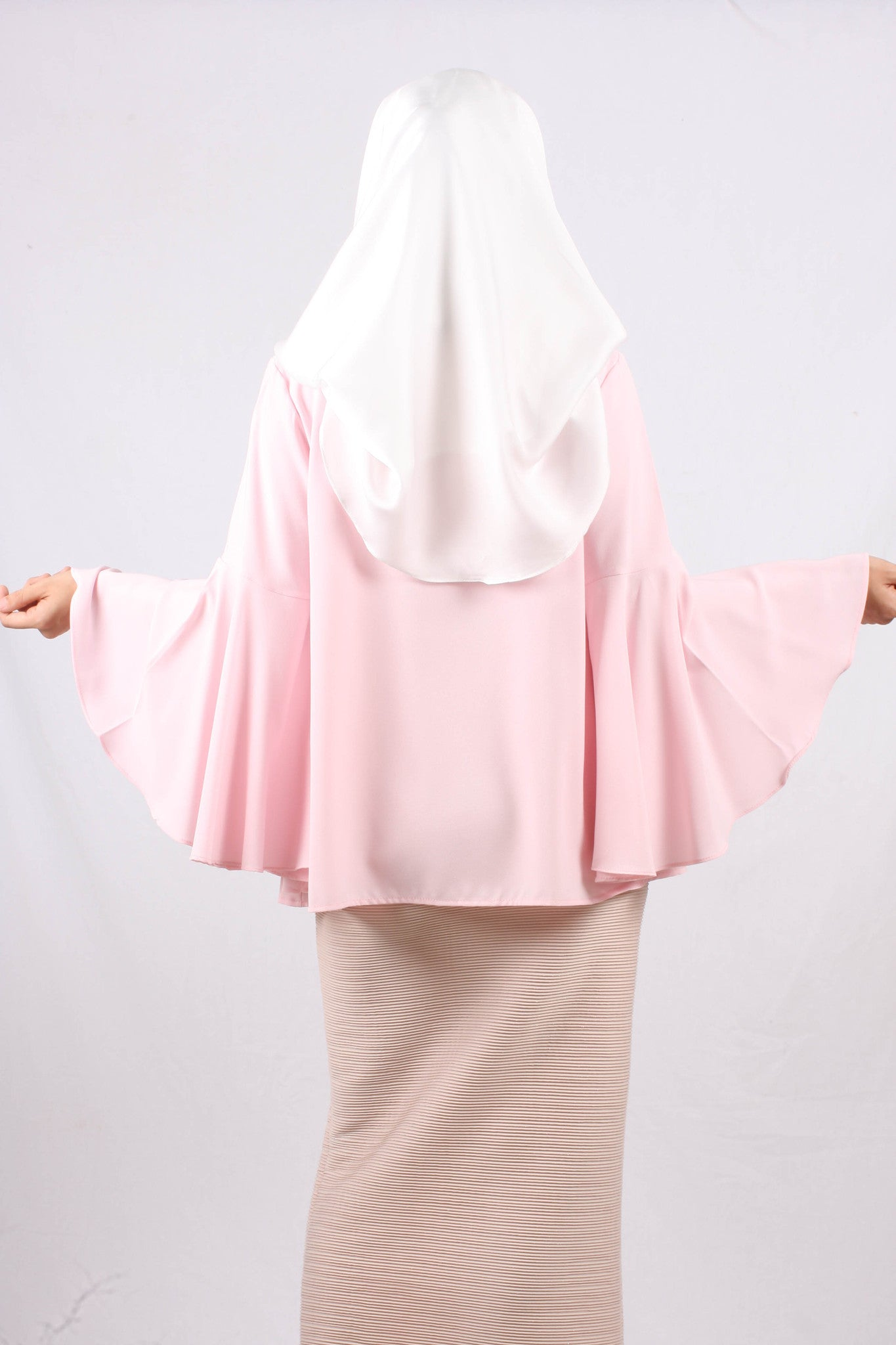 Sheryna Bell Top - Pink - Aly Ary - 2