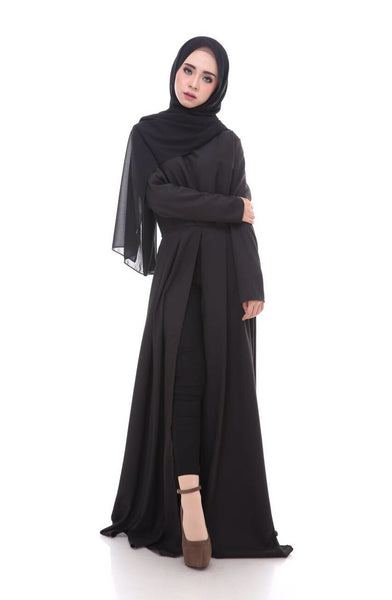 Aubrey Maxi Dress - Black